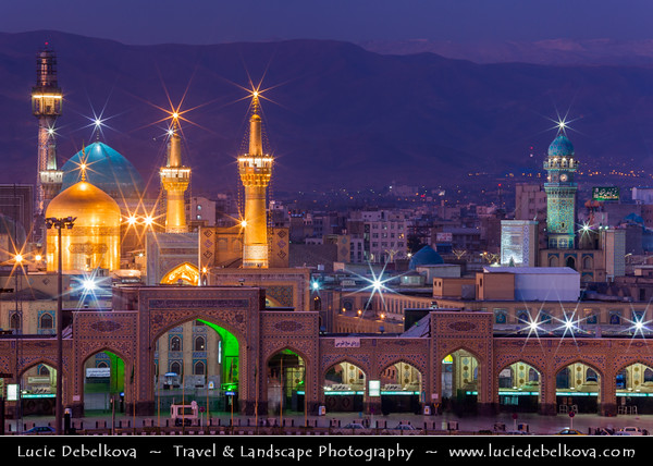 Iran long Journey tour
