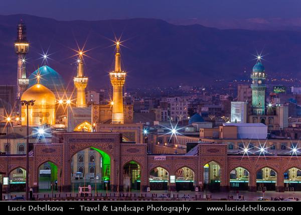 Iran long Journey tour