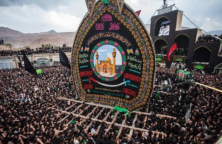 Muharram ceremonies (Tasua and Ashura),