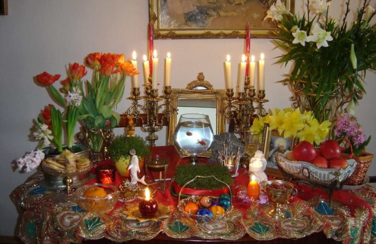 International Nowruz Day